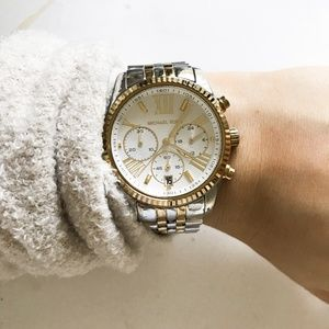 Michael Kors Lexington Oversized Watch